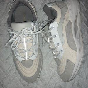 Men's Zara streetwear shoes